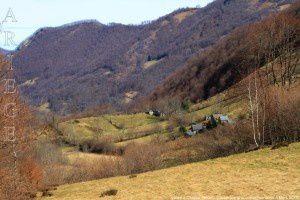 Vallée d'Ossèse (990m)