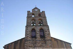 Eglise ND des Sept Douleurs - La Bastide de Sérou
