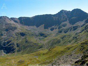 Etang de la Coume de Varilhes (2107m)