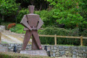 Monument aux Guérilléros - Prayols
