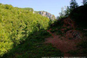 Ancienne mine - Gorges de Péreille