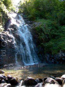 Cascade de Léziou (1100m)