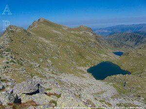 Pic de Rief (2692m) - Etangs de Castellasses