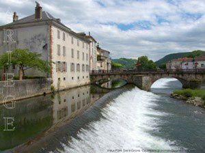 Pont Vieux - Saint-Girons