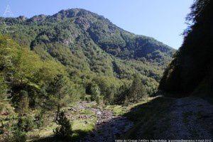 Vallée de l'Oriège (1450m)