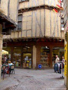Foix - Rue Labistour - Rue de la Faurie