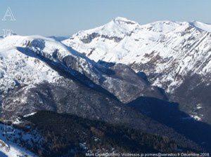 Mont Ceint (2088m)