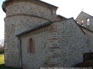 Eglise Saint Saturnin - Le Carlaret
