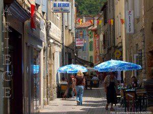 Foix - Rue Peyrevidal