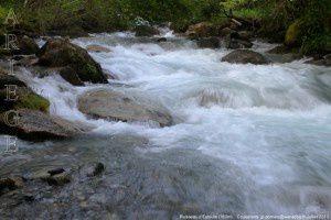 Ruisseau d'Estours (760m)