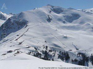 Combe de Guzet - Pic de Freychet (2061m)