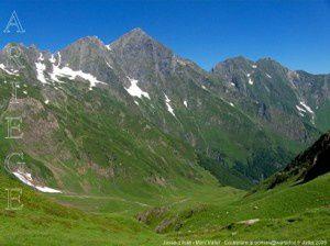 Mont Valier - Jasse d'Aula