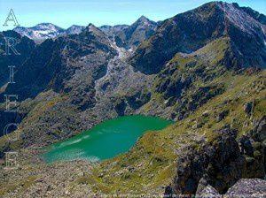 Etang de Mille Roques (2232m)