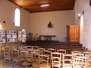 Ercé - Chapelle du Calvaire