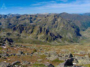 Vallée de Siguer depuis la Unarde