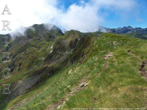 Crête des Isards (2278m)