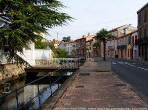 Boulevard Alsace-Lorraine - Pamiers