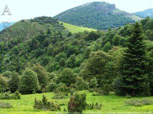 Pic de Lauech (1432m) - Pic de Néde (1637m)