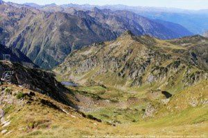 Baxouillade du col du Laurenti (2400m)