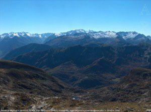 Massif du Montcalm - Bassiès