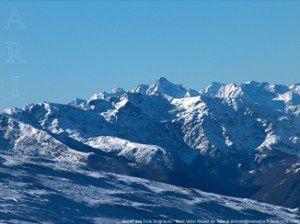 Massif des Trois Seigneurs - Mont Valier
