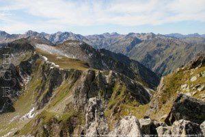 Col du Laurenti du Roc Blanc (2542m)