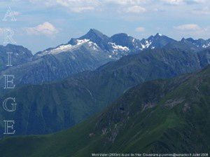 Mont Valier (2830m)