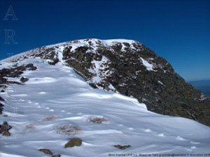 Mont Fourcat (2001m)