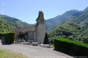 Eglise Saint-Michel - Ayet-en-Bethmale