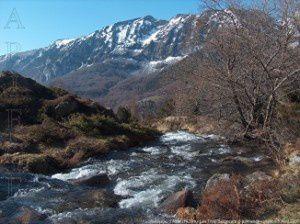 Ruisseau d'Arbu (1420m)