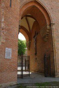 Cathédrale Saint-Antonin - Pamiers