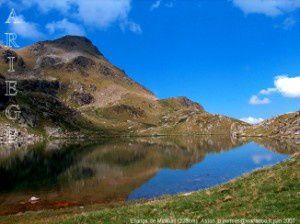 Etangs de Mirabail (2286m)