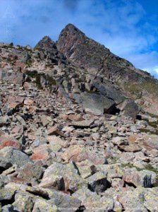 Crêtes des Calmettes (2620m)