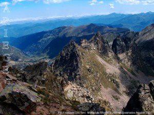 Pic Fourcade (2675m)