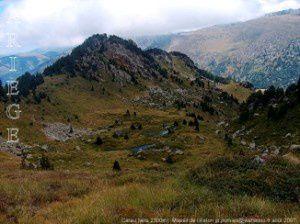 Carau (vers 2300m)