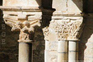 Cloître de la cathédrale Saint-Lizier
