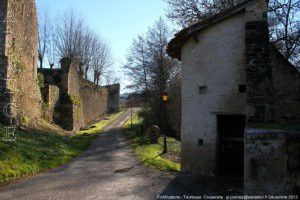 Fortifications - Tourtouse