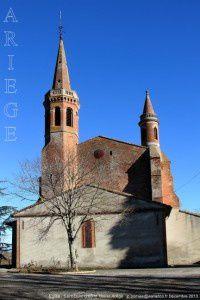 Eglise - Saint-Quirc (260m)