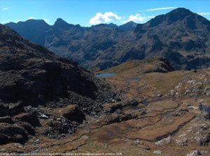 Caraussans (2450m)