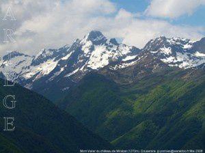 Mont Valier (2838) depuis Mirabat