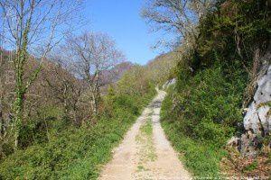 Chemin de Coumette (730m)
