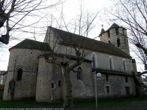 Eglise Saint Sernin - Daumazan