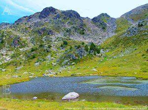Porteille de Llanos (2500m)