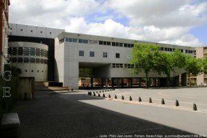 Lycée - Place Jean Jaures - Pamiers
