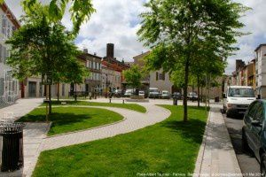 Place Albert Tournier - Pamiers