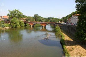L'Ariège - Saverdun