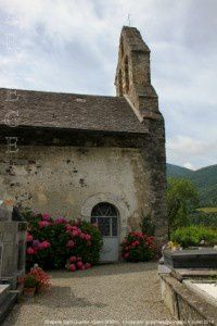 Chapelle Saint-Quentin - Galey (830m)