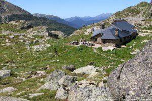 Refuge de Juclar (2320m)