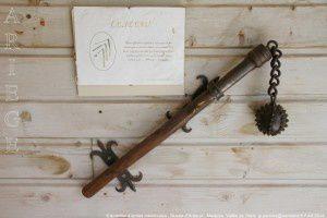 Exposition d'armes médiévales - Musée d'Ardouin - Mazères