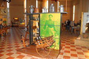 Musée des métiers anciens - Forges de Pyrène